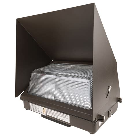 glare shield for led wall pack wall pack accessories