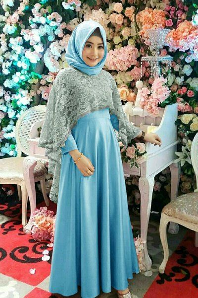 baju kondangan terbaru hijab tutorial hijab terbaru