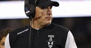 Geoff Collins leaving Temple football for Georgia Tech ...