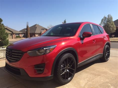 2016 5 cx 5 gt 19 inch rims and tires new mazda forum