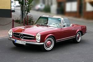 Mercedes-benz W113