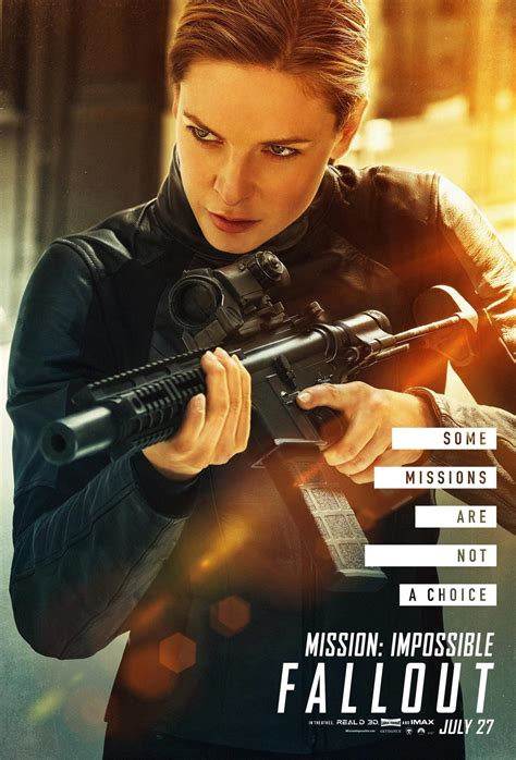mission impossible fallout  poster  trailer