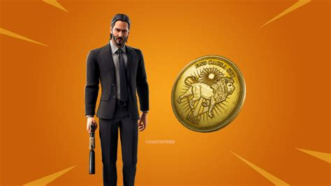 John Wick Is Coming To 'fortnite,' And Details Have Leaked