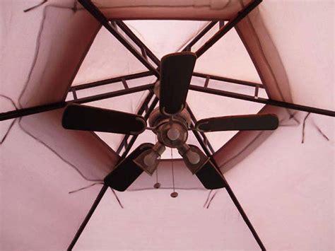 outdoor ceiling fan for gazebo gazebo ceiling fan lighting and ceiling fans