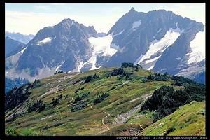 Cascade PassSahale ArmSahale Glacier Daniel Arndt