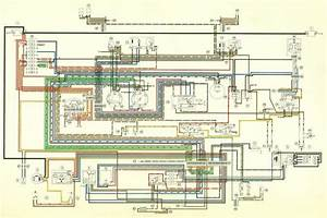 1974 911 Porsche Wiring Diagram