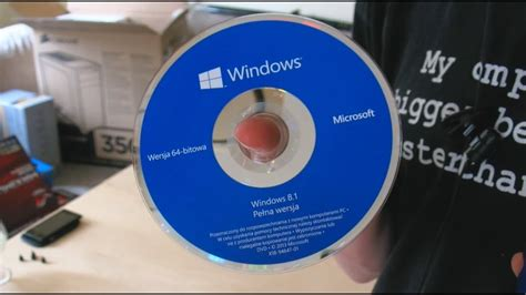 windows dvd oem microsoft unboxing x64