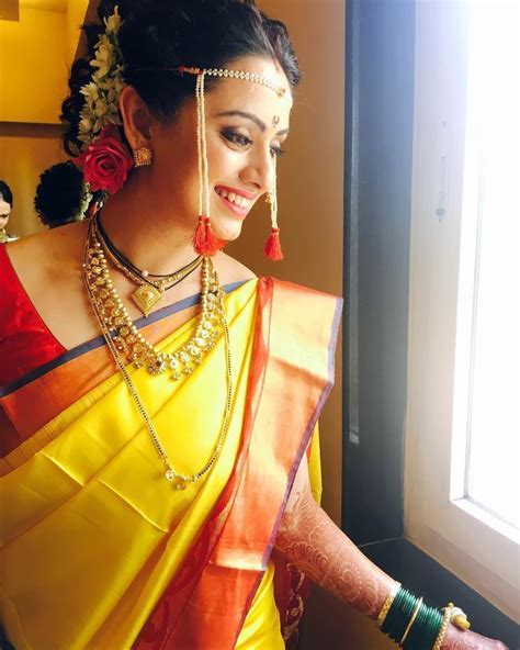 Shruti Marathe & Gaurav Ghatnekar Marriage Wedding Photos