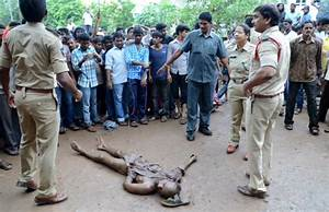 Mob lynches alleged rape accused to death in Andhra Pradesh