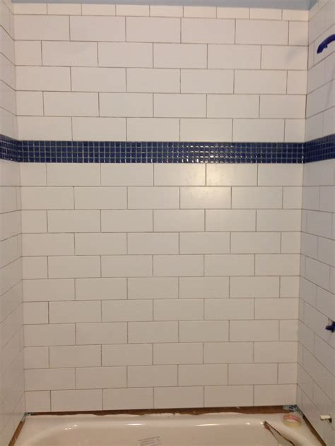 bathroom how to finish 1 quot gap between tub and tile