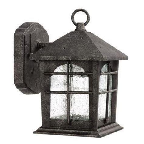hton bay solar tiffany lantern outdoor garden