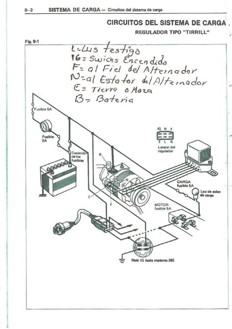 conexion de regulador a alternador yoreparo