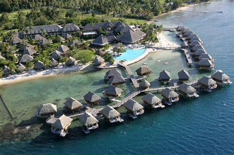 Manava Beach Resort And Spa Moorea  Overwater Bungalows