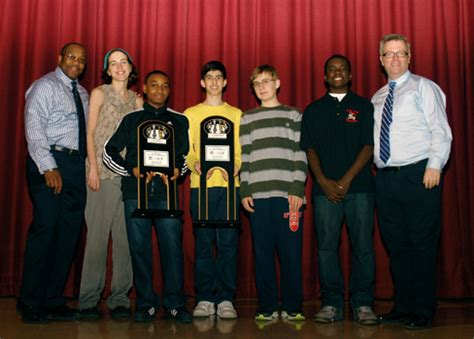 local middle school chess team wins national championship