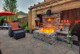 valuable idea outdoor patio ideas with fireplace patio fireplace ideas things to consider thats my old - Patio Ideas With Fireplace