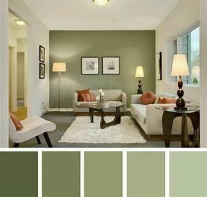Interior, Design, In, Olive, Green, Military, 21