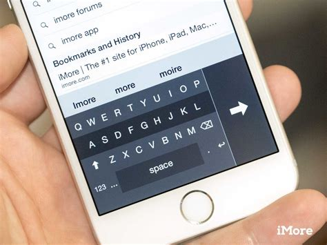 how to make keyboard bigger on iphone one handed keyboard helps make the iphone 6 plus