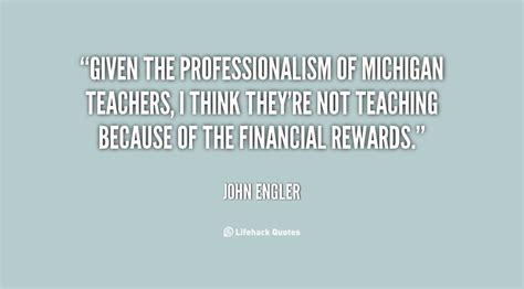 professionalism quotes for teachers
