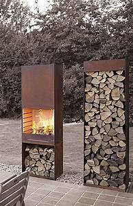 24, Super, Easy, Diy, Outdoor, Firewood, Racks