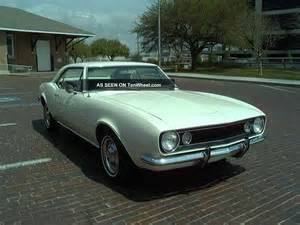 ss camaros for sale immaculate unrestored 1967 camaro
