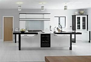 delicieux amenagement ilot central cuisine 14 cuisine With amenagement ilot central cuisine