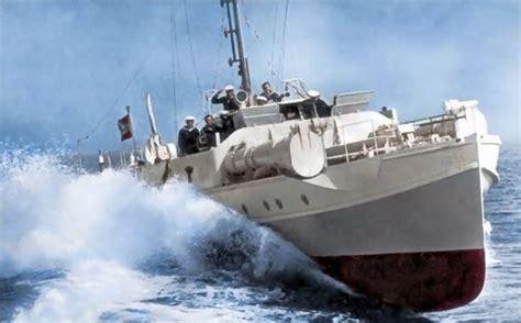 Boat World by German E Boat World War Two World War
