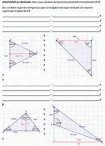 Flächeninhalte Berechnen Klasse 5 : dreiecke mit formel zeichnen unterrichtsmaterial kostenfrei downloaden mathematik realschule ~ Themetempest.com Abrechnung
