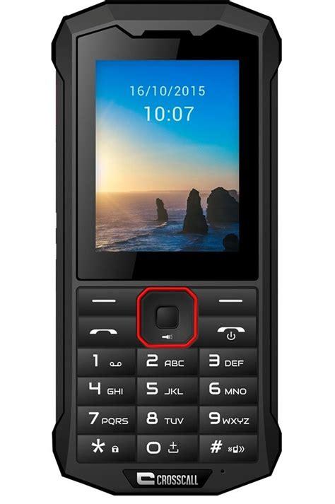 t 233 l 233 phone portable crosscall spider x4 noir spider