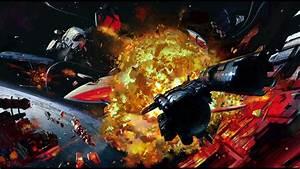 Sci, Fi, Battle, Fighting, War, Art, Artwork, Warrior, Futuristic, Spaceship, Space, Wallpapers, Hd