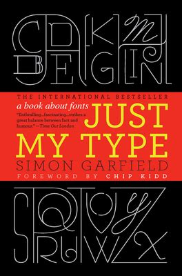 type  book  fonts  simon garfield