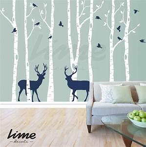 Target wall decor ideas winter tree print