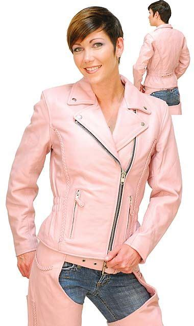 light pink jacket 1000 ideas about pink leather jackets on pink