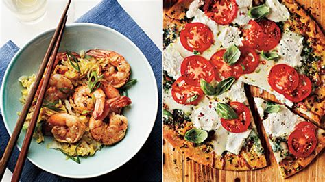 Light Cooking Recipes by Cooking Light Shares Their 5 Easy Weeknight Recipes