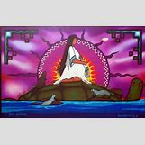 Iroquois Paintings | 600 x 379 jpeg 35kB