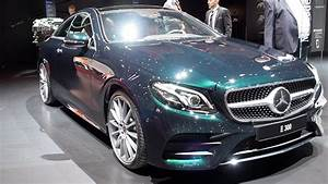 Mercedes E 300 : the all new 2017 mercedes benz e 300 coup in detail review walkaround interior exterior youtube ~ Medecine-chirurgie-esthetiques.com Avis de Voitures