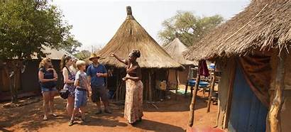 Village Traditional Tour Victoria Falls Rural African