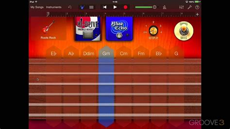 Fast Grooves Garageband Ios Explained Playing Smart