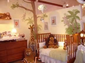dekoration kinderzimmer lustige dschungel dekoration im kinderzimmer 15 schöne beispiele