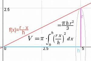 Integral Fläche Berechnen : volumenberechnung beliebiger k rper mit integralen gerd ~ Themetempest.com Abrechnung