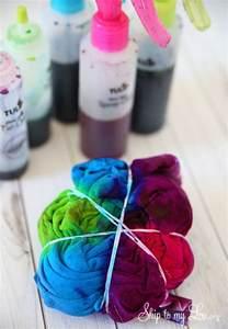 How to Make Tye Dye Shirts