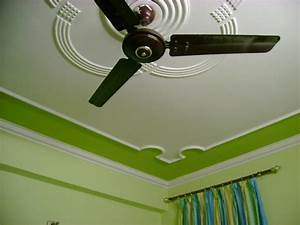 p o p design in ceiling simple simple pop design for With p o p interior decoration