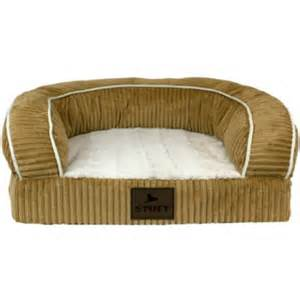 blissful rest pet bed walmart