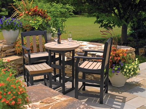 poly wood furniture tropicraft patio furniture