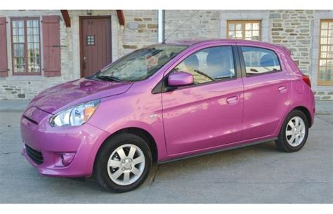 purple mitsubishi plasma purple is one of a few bright colours offered on