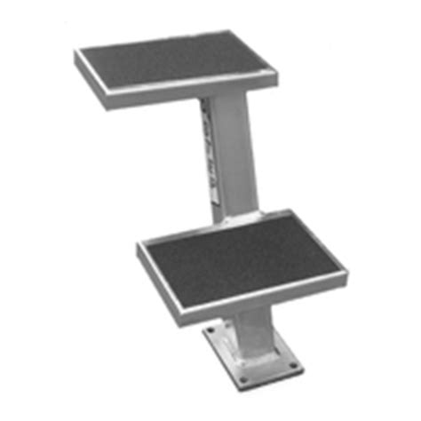 Boat Trailer Step Platform by D Step Boat Trailer Steps