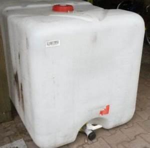 Wohnwagen Wassertank Reinigen : fass regentonne container regentank wassertank ibc tank 1000 in paderborn wassertank ~ Frokenaadalensverden.com Haus und Dekorationen