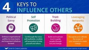 4 Keys to Strengthen Your Ability to Influence Others