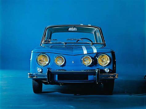 1970 Renault 8 Gordini Renault Supercars Net
