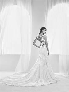 Robe De Mariée Romantique : robe de mari e romantique bustier transparent robes ~ Nature-et-papiers.com Idées de Décoration