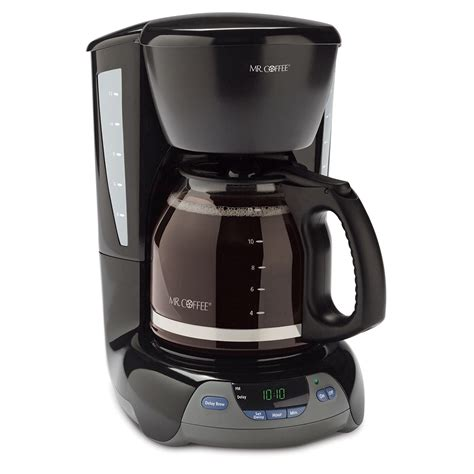 Mr. Coffee® Simple Brew 12 Cup Programmable Coffee Maker White, VBX23 NP